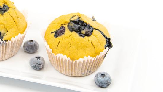 Blueberry Muffin neu glutenfrei