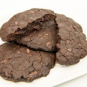 Double Choclate Cookie glutenfrei vegan