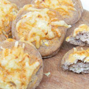 Käseschmatzer glutenfrei Käsebrötchen