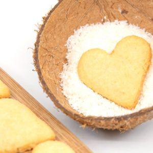 Kokos Keks glutenfrei