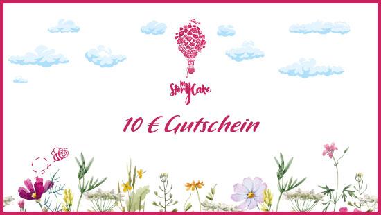 10-Euro-Gutschein für glutenfreie Backwaren, Kuchen und Torten