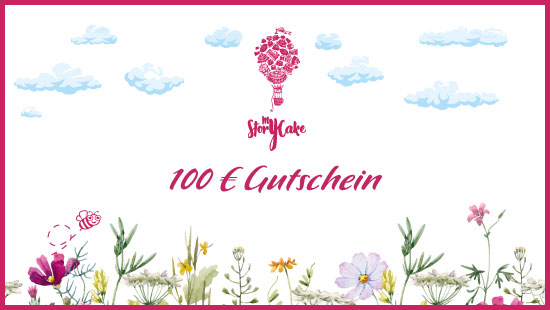 100-Euro-Gutschein für glutenfreie Backwaren, Kuchen und Torten