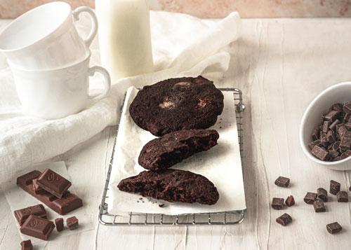 Glutenfreier Schokocookie