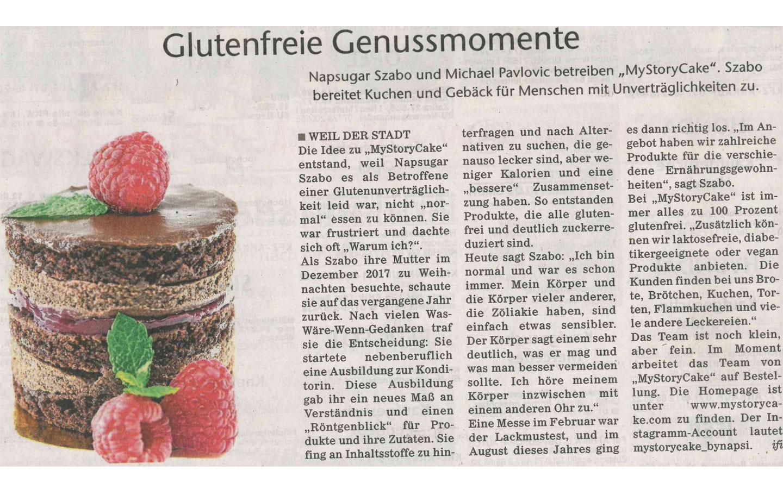 MyStoryCake-in-der-Leonberger-Zeitung