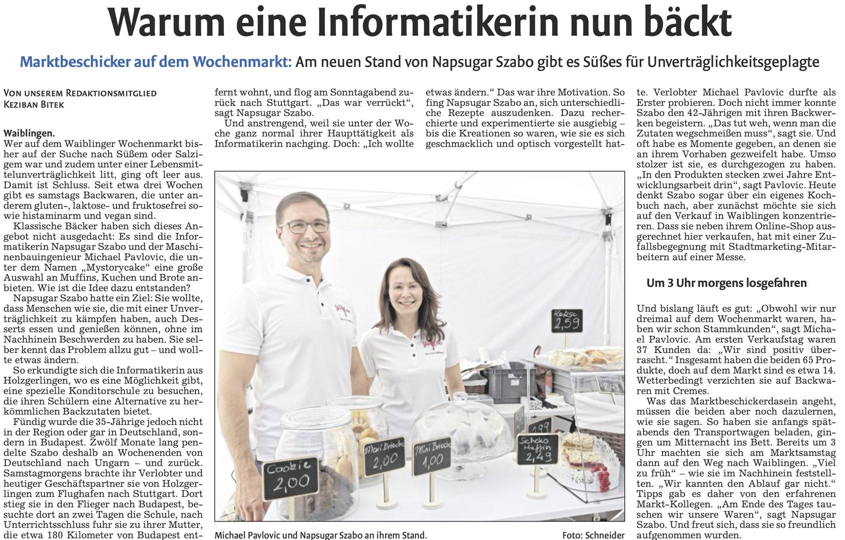 MyStoryCake-in-der-Waiblinger-Zeitung
